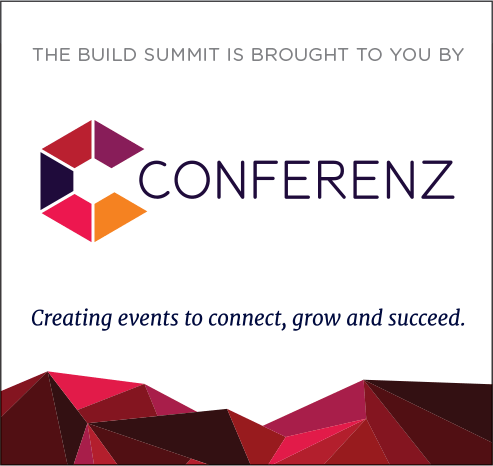 The Build Summit is brought to you by Conferenz